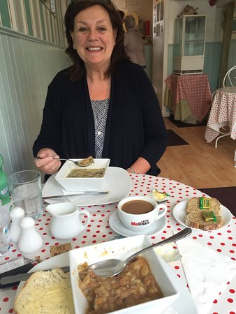 Donaghadee, UK: Such a lovely welcome & the stew was amazing