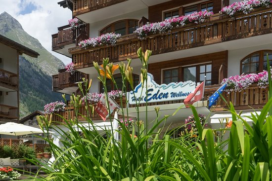 Hotel Eden Wellness: Garten Eden