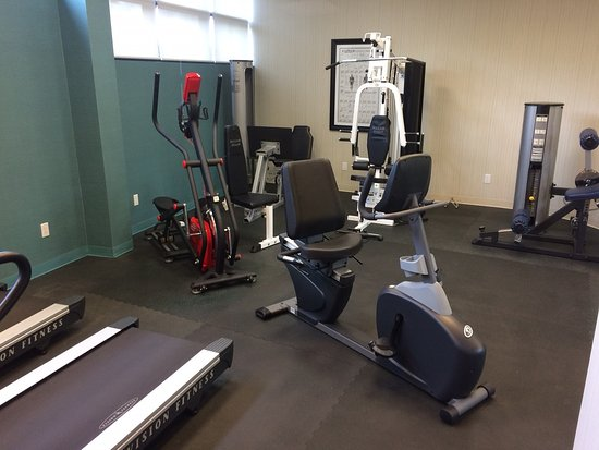 BEST WESTERN PREMIER C Hotel By Carmen's: Impressive fitness centre