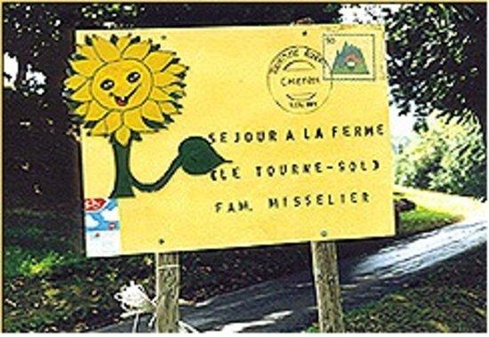 L'auberge du Tournesol