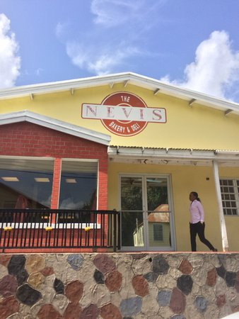 Nevis bakery and deli