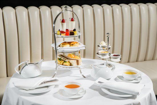 Column Bar: Afternoon Tea
