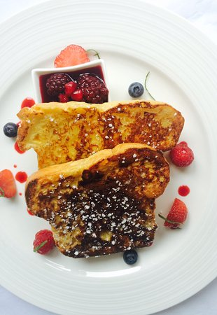 Ballyvaughan, Irland: French toast