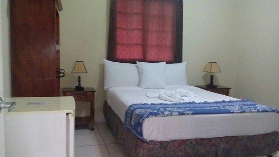 Rivas, Nicaragua: Hotel Dalinky. En el bello puerto de san jorge