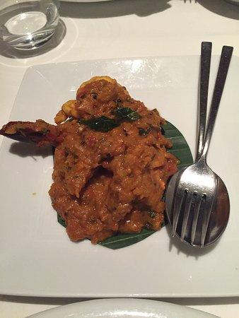 Un excellent restaurant Indien