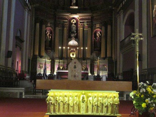 Catedral Matriz: Um altar belíssimo!