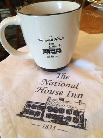 National House Inn: Souvenirs