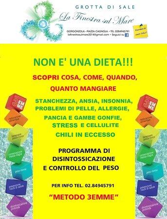 Gorgonzola, Italia: metodo 3emme dimagrire nutrizionista imparare a mangiare