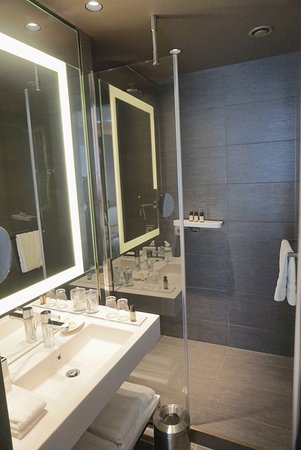 Loved The Toiletries Provided Picture Of Pullman Brussels Centre