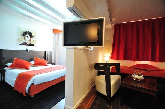 Hotel Europole : chambre Privilège
