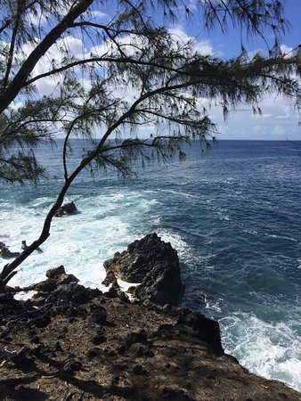 Pahoa, Hawaje: hike down