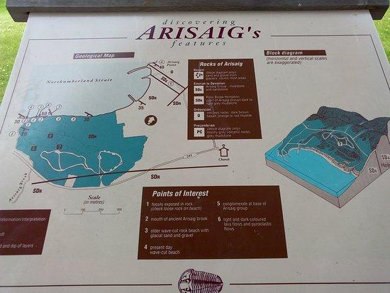 Antigonish, Canadá: About Arisaig Provincial Park