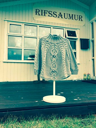 Hellissandur, Islandia: There you can buy handcraft and wool