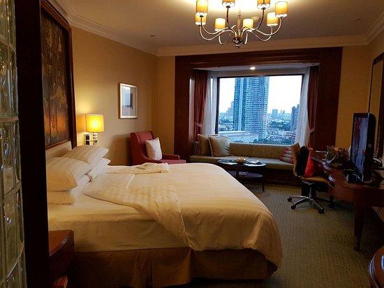 Interior - Shangri-La Hotel, Bangkok Photo