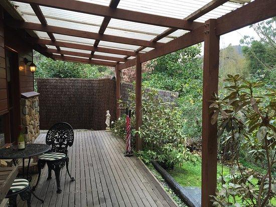 Warburton, Australien: Rose cottage