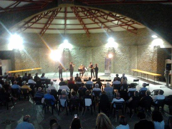Bergolo, Италия: Sempre il concerto
