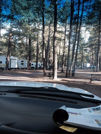 Fort Tuthill County Campground Photo
