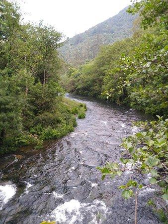 Pontedeume, Spanje: El río
