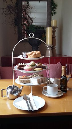 Monmouth, UK: Afternoon Tea