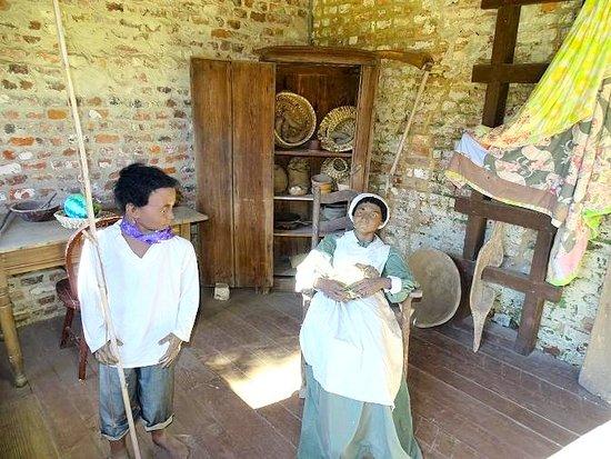 Mount Pleasant, Carolina Selatan: slave house museum