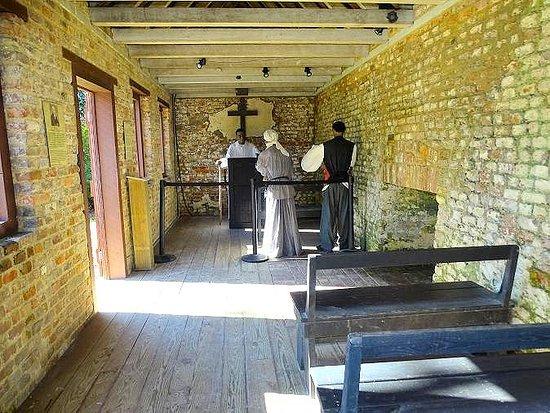 Mount Pleasant, Carolina del Sur: slave house church