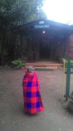Karatu, Tanzanya: young masai