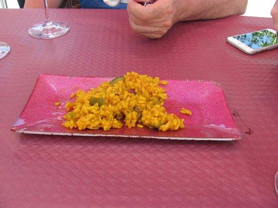 Capileira, Hiszpania: Amuse-gueule