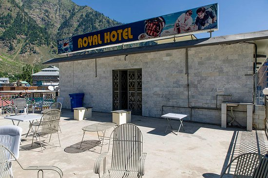 An Average Hotel Located In The Beautiful Naran Kaghan Valley