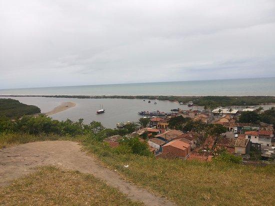 Santa Cruz Cabralia, BA: Vista da Cidade Histórica
