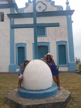 Santa Cruz Cabralia, BA: Igreja