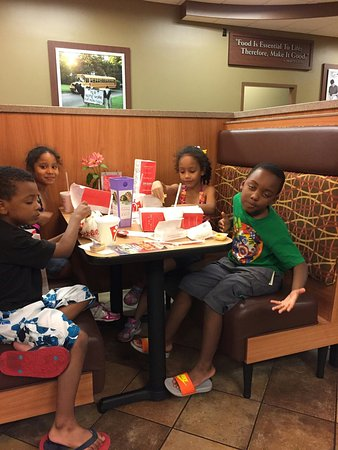 Middleburg, FL: My Boys With Their Playmate's After Our Daddy's Date.