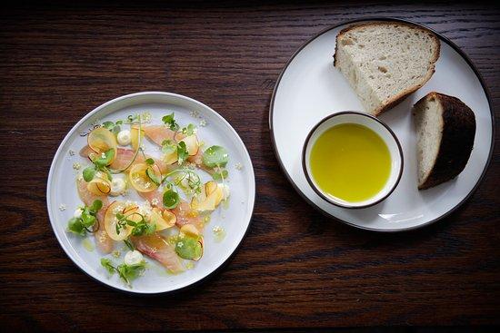 Photo of Modern European Restaurant Clipstone at 5 Clipstone Street, London W1W 6BB, United Kingdom
