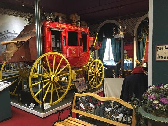 Saint Joseph, MO: Stagecoach
