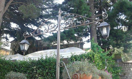 Ospedaletto d'Alpinolo, إيطاليا: Esterno