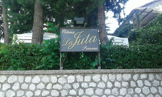 Ospedaletto d'Alpinolo, إيطاليا: Insegna