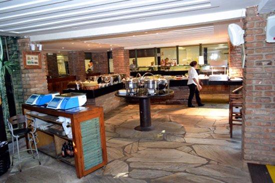 Buzin Gastronomia: Self service