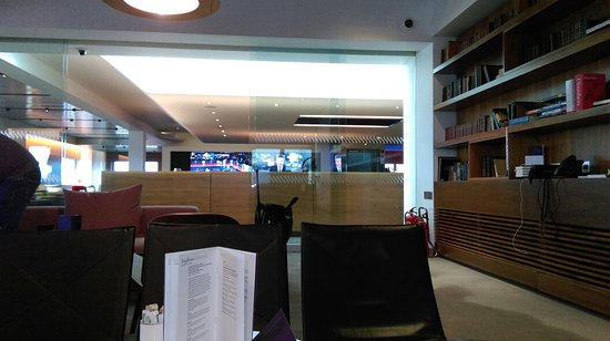 Hayes, UK: View from the comfy Library