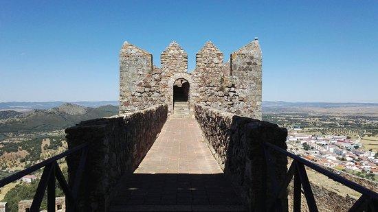 Alburquerque, Испания: Castillo de Luna