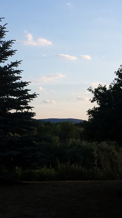 Horseheads, NY: View from hotel