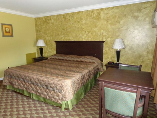Rochester, MI: one king bed