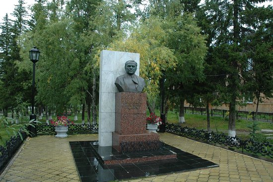 Monument to Mironov