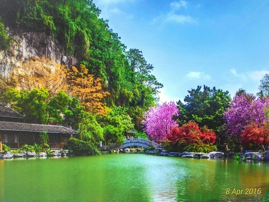 Liuzhou, China: 龙潭