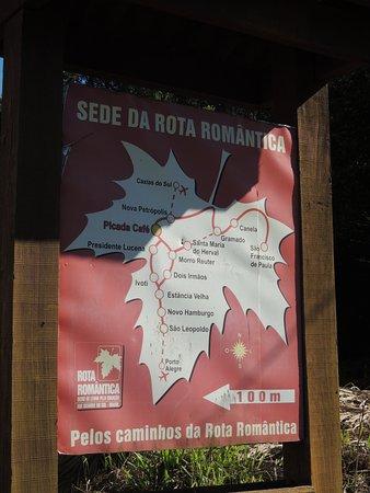 State of Rio Grande do Sul: Rota Romântica