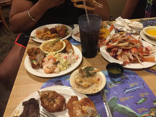 Jack S Family Buffet Front Beach Panama City Menu Prices Restaurant Reviews Tripadvisor