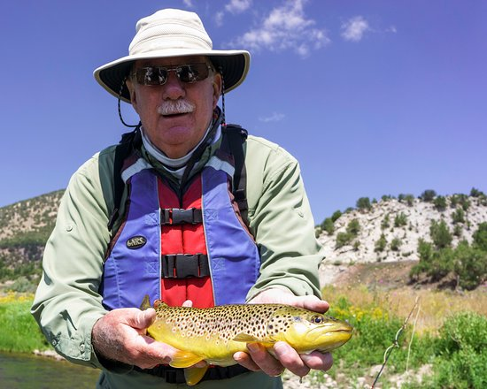 Edwards, CO: Fly Fishing the Eagle River