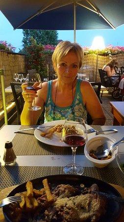 Ingersheim, Francia: le Sot l'y Laisse