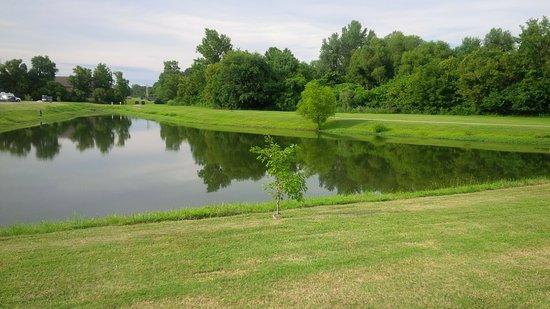 Cape Girardeau, MO: the fishing pond