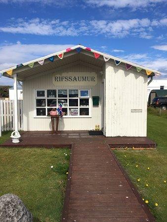 Hellissandur, Islandia: Rifssaumur