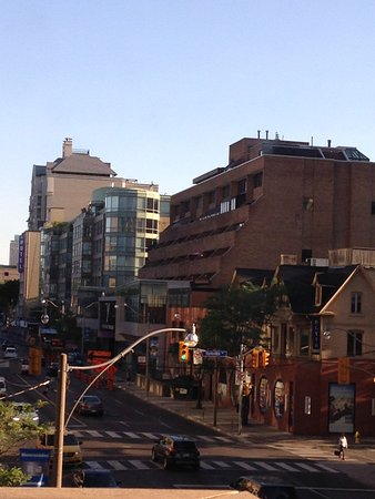 Park Hyatt Toronto: View from 337