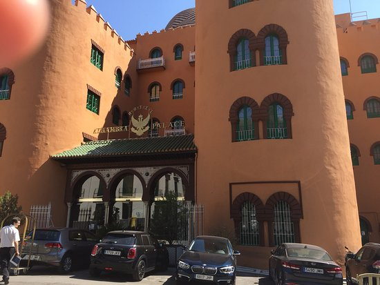 Hotel Alhambra Palace: photo8.jpg